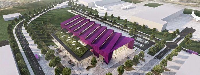 National Manufacturing Institute Scotland facility