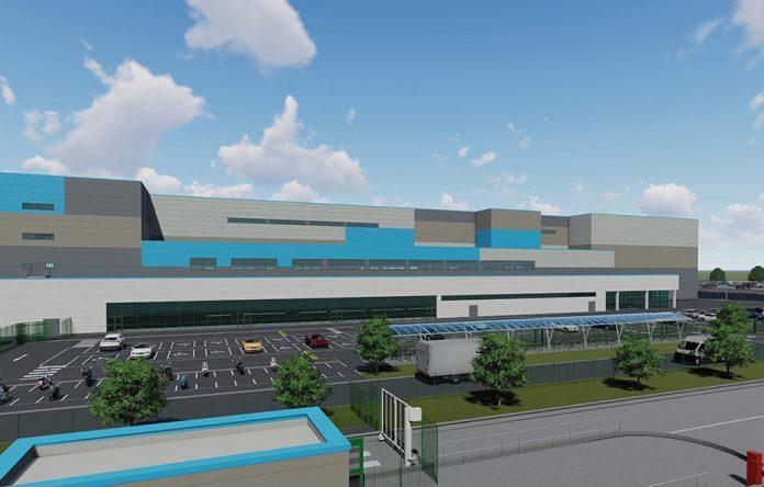 warehouse in Dartford,