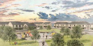 social housing development,