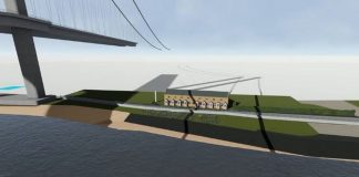 Hessle Foreshore tidal defence scheme