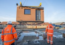 affordable homes in Herefordshire, modular housing,