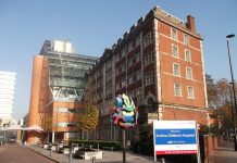 Evelina London Children's Hospital,