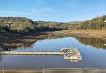 Toddbrook Reservoir,