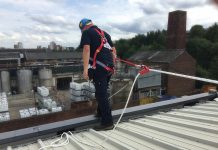 Fall protection, SFS Intec