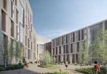 student accommodation scheme