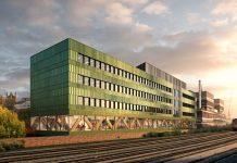 net-zero carbon office