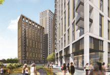 Lewisham Gateway, Muse, Get living