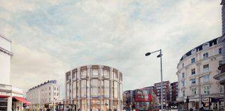 South Kensington tube station,