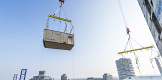 modern methods of construction, modular developments