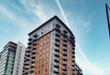Metis Apartments, recladding,