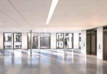 Underfloor air conditioning system,