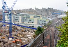 scotland's infrastructure, ICS