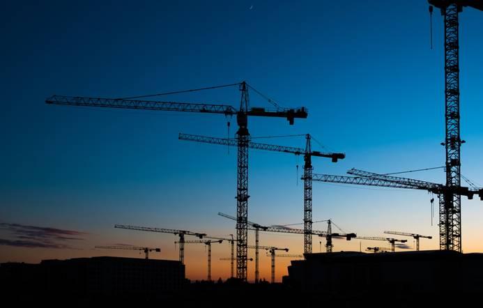 Built environment, construction industry