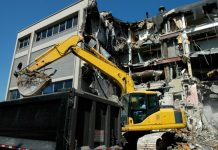 Scottish SMEs, demolition framework