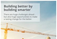 Building better by building smarter