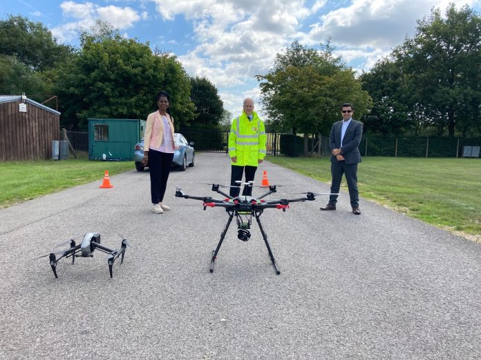 Drone technology,