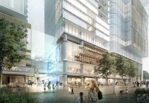 Computational design, Parramatta Square