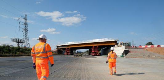 modular bridge, Hs2,