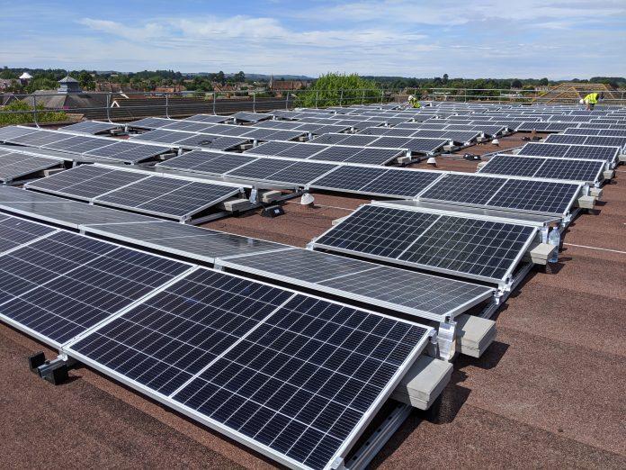 solar energy scheme,