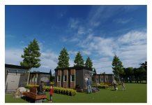 modular building, homelessness,