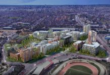 Birmingham 2022, athletes' village,