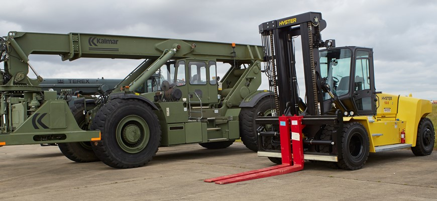 AmeyBriggs wins £240.2m MITER defence contract