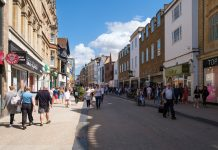 Town centres, Road to recovery,