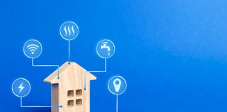 iot in housing, social housing,