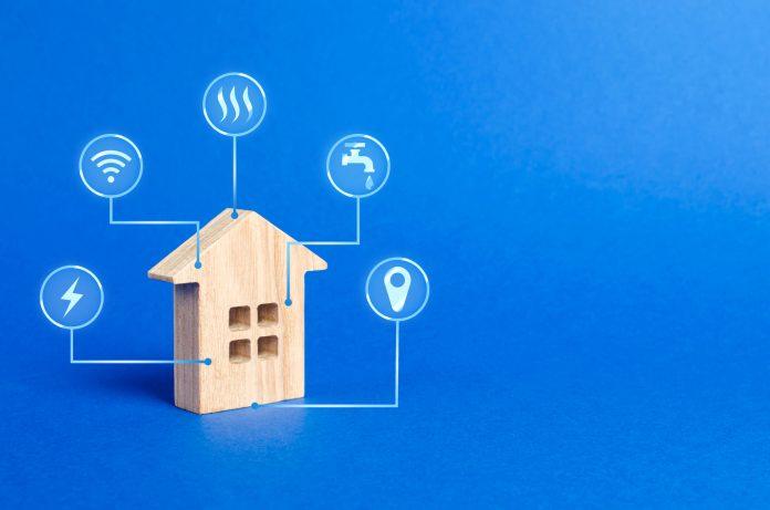 iot in housing, social housing,