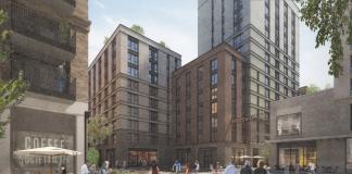 Candleriggs Square, Build-to-Rent,