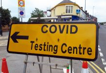 Covid-19 test centres
