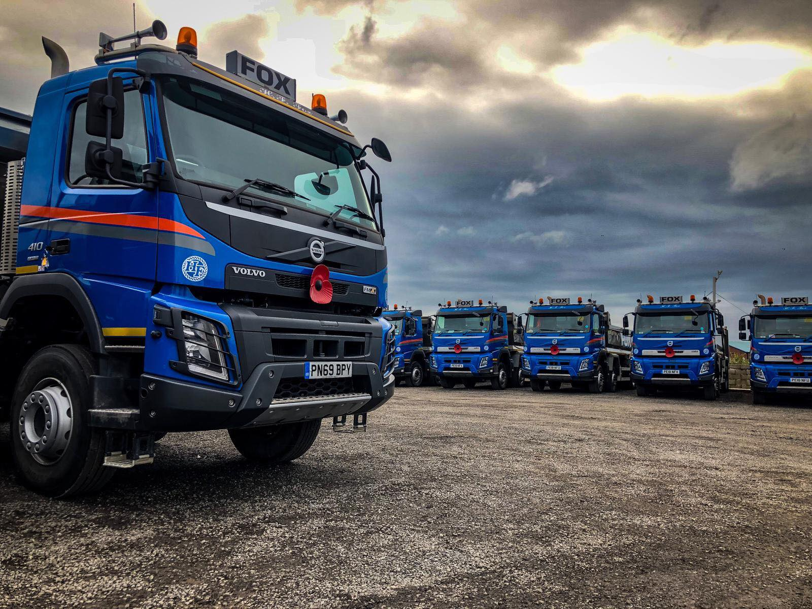 Fox Brothers acquires Clive Hurt Plant Hire