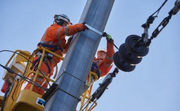 East Coast Upgrade, power supply