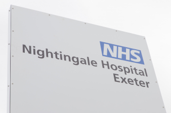 Nightingale Hospital Exeter, NHS
