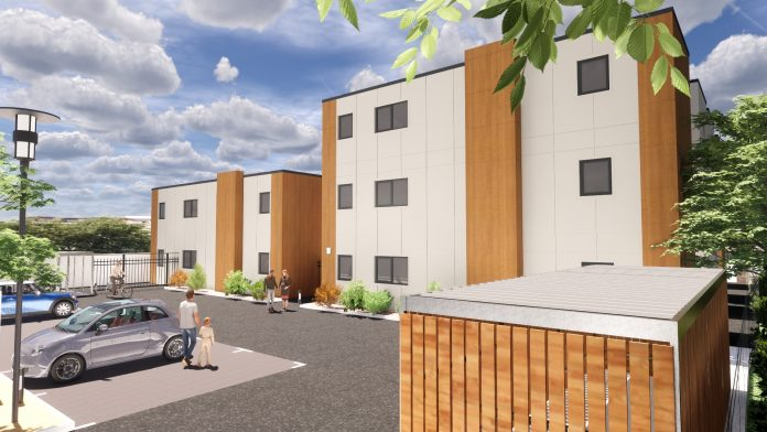 housing for homeless, premier modular