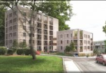 Peckham housing, low carbon homes,