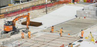 Low carbon concrete, concrete product,