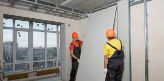 Plasterboard handling, musculoskeletal disorders,