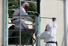 asbestos workers, blacklisting