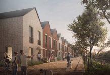 coleshill street, manchester regeneration