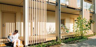 BoKlok, modular site