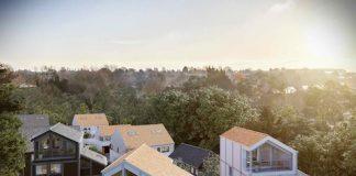 eco-homes, Cambridge housing