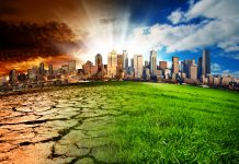 Carbon emissions from buildings, Climate change