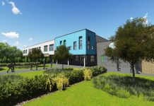 Hampton Lakes Primary School, interserve