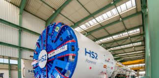 TBM, tunnel machines, Hs2