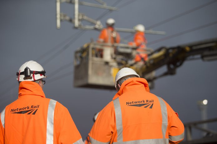 Rail projects, Network rail