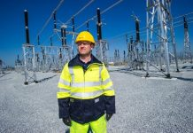 substation in Peterhead