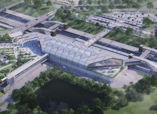 Birmingham International Station,