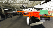 3D laser scanning, Museum of Flight