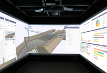 worksite safety, Immersive 4D technology
